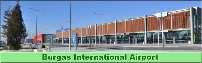 Заказать такси в аэропорт Бургас по фиксированной цене