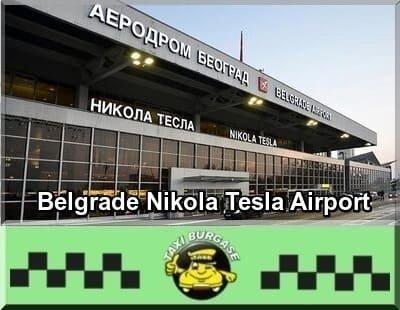 Такси из Белград, Сербия в Болгария