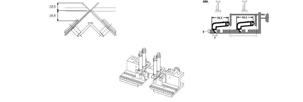 Машина за стъклодържатели - TR65N