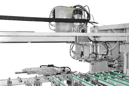 Обработващ център за PVC профили - LMR.12
